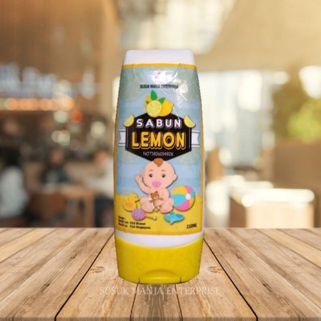 Sabun Lemon by Susuk Manja