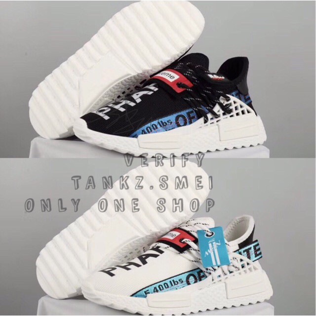 d5474d51dcc91 ProductImage. ProductImage. Adidas Pharrell Williams x adidas Originals NMD  Hu Trail NERD