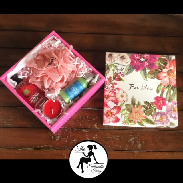 Bath Gift Box Set Special 4