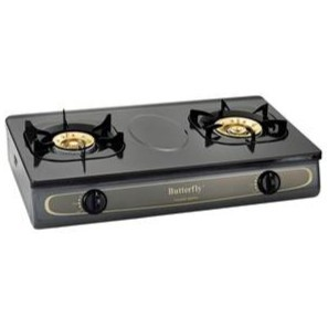 BUTTERFLY Double Gas Stove BGC-965
