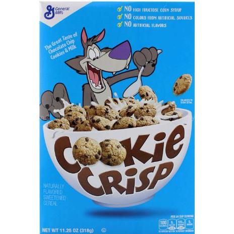 General Mills Cookie Crisp 300g