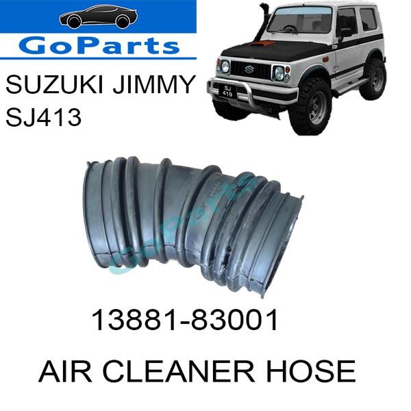 Details about  /New Suzuki Samurai SJ413 Gypsy 13840-83011 Warm Air Hose Pipe
