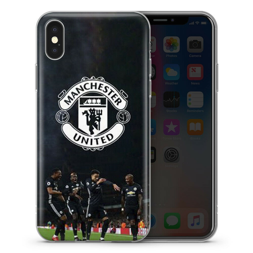 663af622487 FC Manchester United 01 Fashion Cell Phone Case for IPhone and Samsung