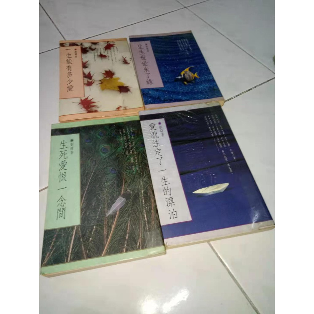 Second Hand Chinese Novel