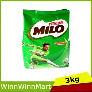 NESTLE MILO Softpack 3.2kg ( EXP 17/2/2019 )