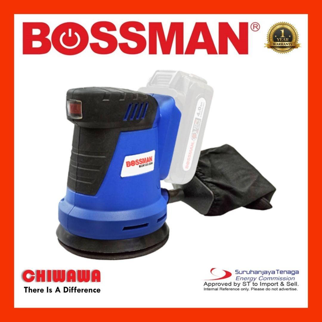 "[READY STOCK] BOSSMAN 5""/125MM ROTARY SANDER (BCR125-20M / BCR12520M)"
