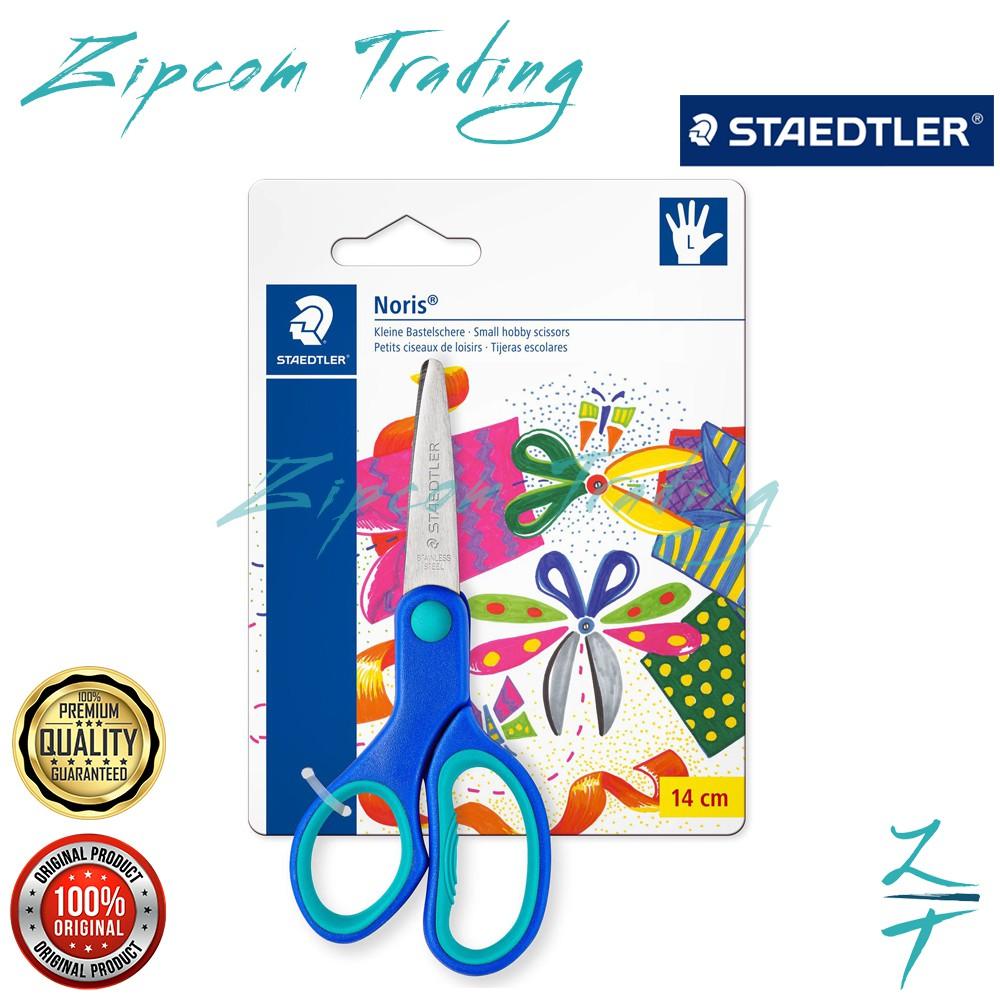 STAEDTLER Noris Scissors Right-Handed Version (14cm)