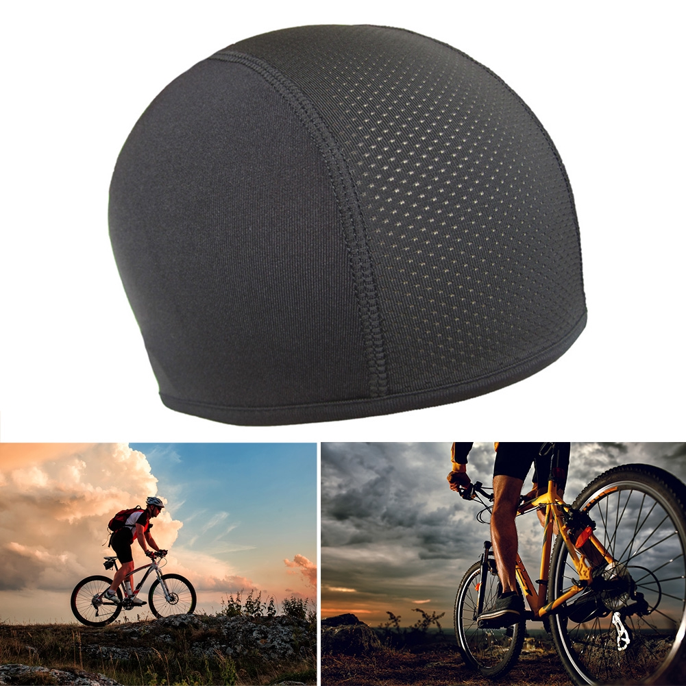 4fe83d05a0cbb Unisex Sports Hat Elastic Skating Bicycle Soft Helmet Cycling Cap Quick Dry  Bike Riding Motorcycle Windproof