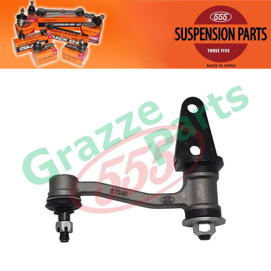 (1pc) 555 Japan Steering Idler Arm SI-2791 for Toyota Dyna Hiace LH80 New