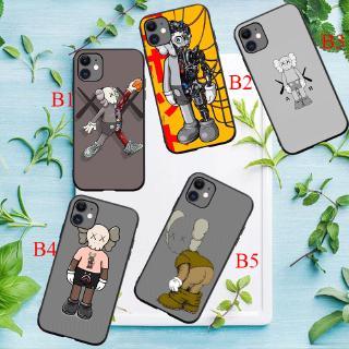 Kaws Wallpaper Personalized Phone Case For Redmi Note 9pro Max Xiaomi 6 8 9 Se F1 Lite Pro Soft Black Cases Shopee Malaysia