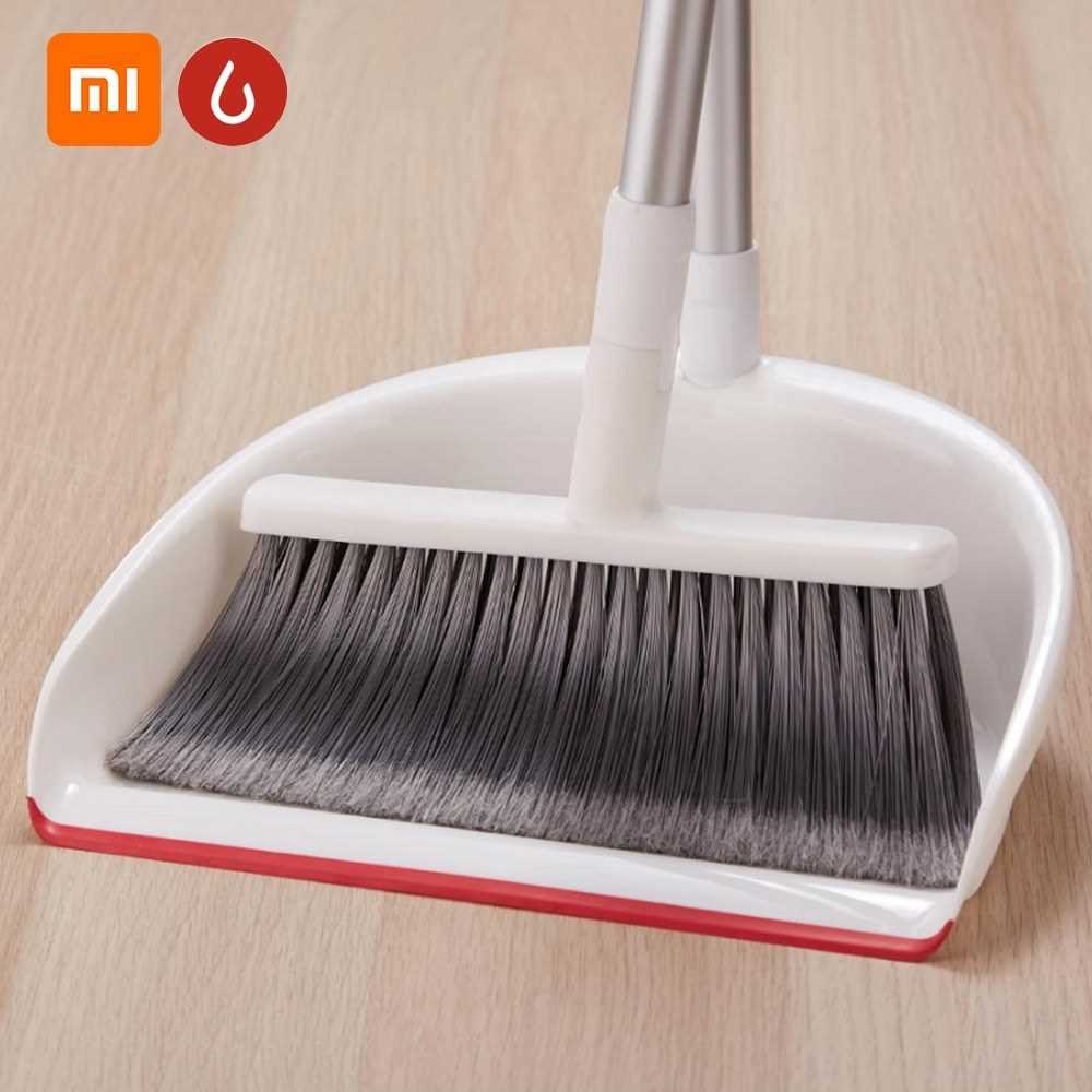 Xiaomi Youpin Yijie Broom Dustpan Set Sweeper Floor Sweep Mop Small Cleaning Brush Tools Cleaning Tools For Home Cleani