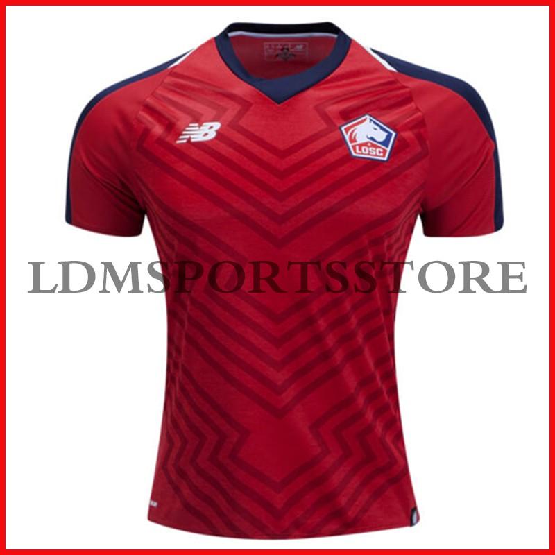 reputable site abb88 d29c4 Lille OSC Family Soccer Shirt 18 / 19