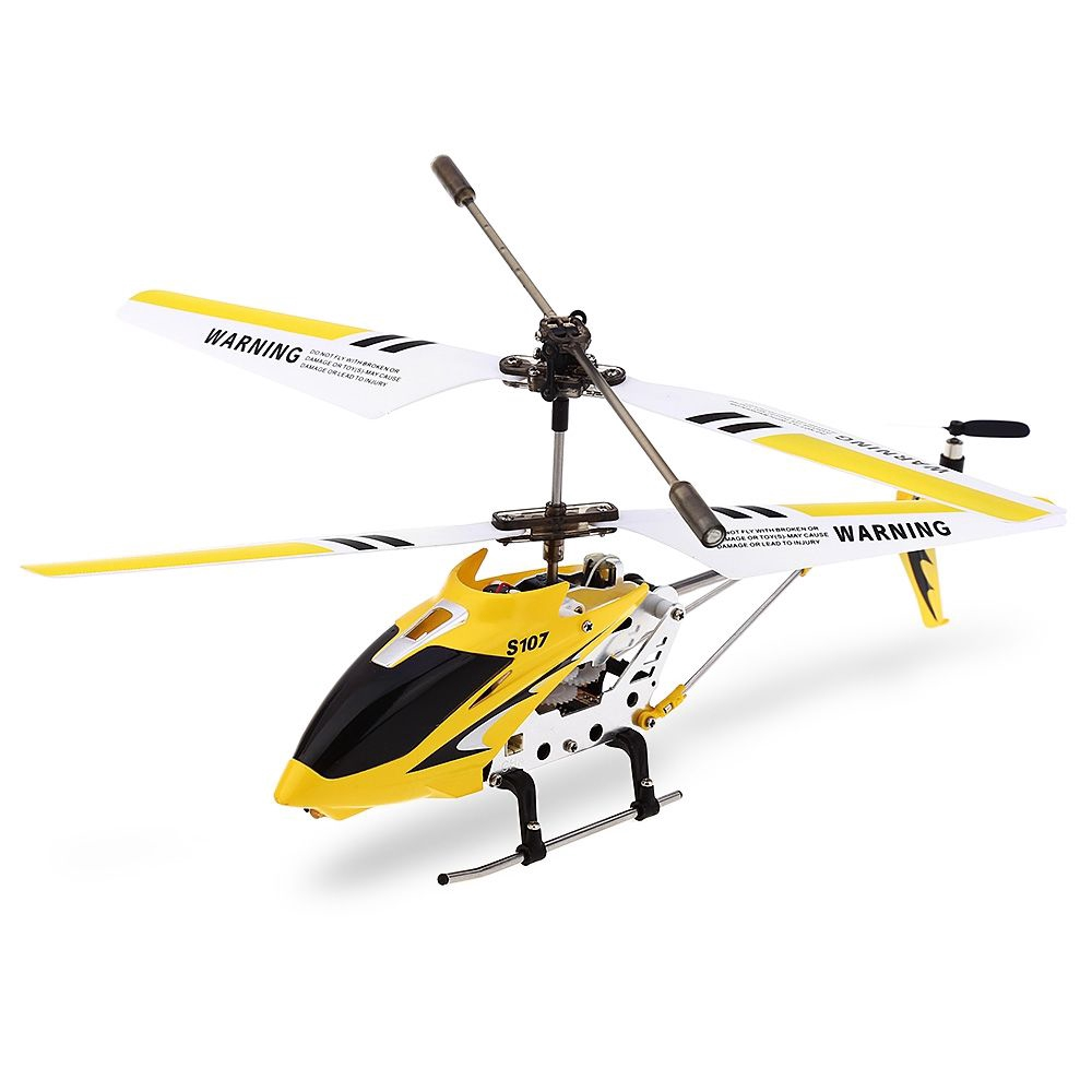 Vertolet Y - Remote Control Helicopter Alloy with Gyroscope