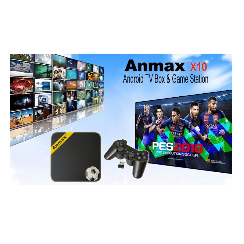 ANDROID TV BOX PLAY ANDROID GAME IN BIG TV