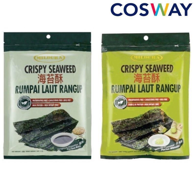 cosway  Mildura Crispy Seaweed 36g