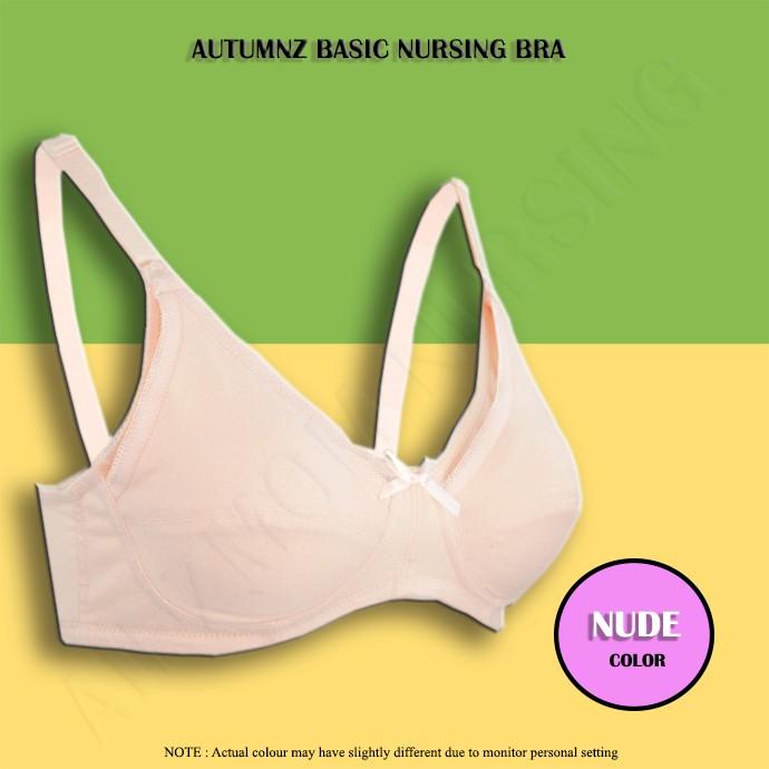 1548ac63a8 Autumnz - Mystique Nursing Bra (No underwire) - Latte