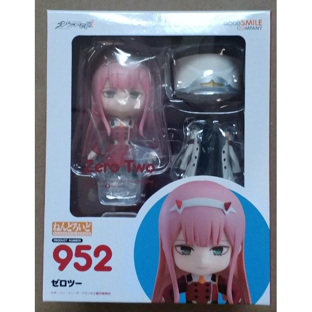 Good Smile Darling in The Franxx Zero Two Nendroid Action Figure MAY189304