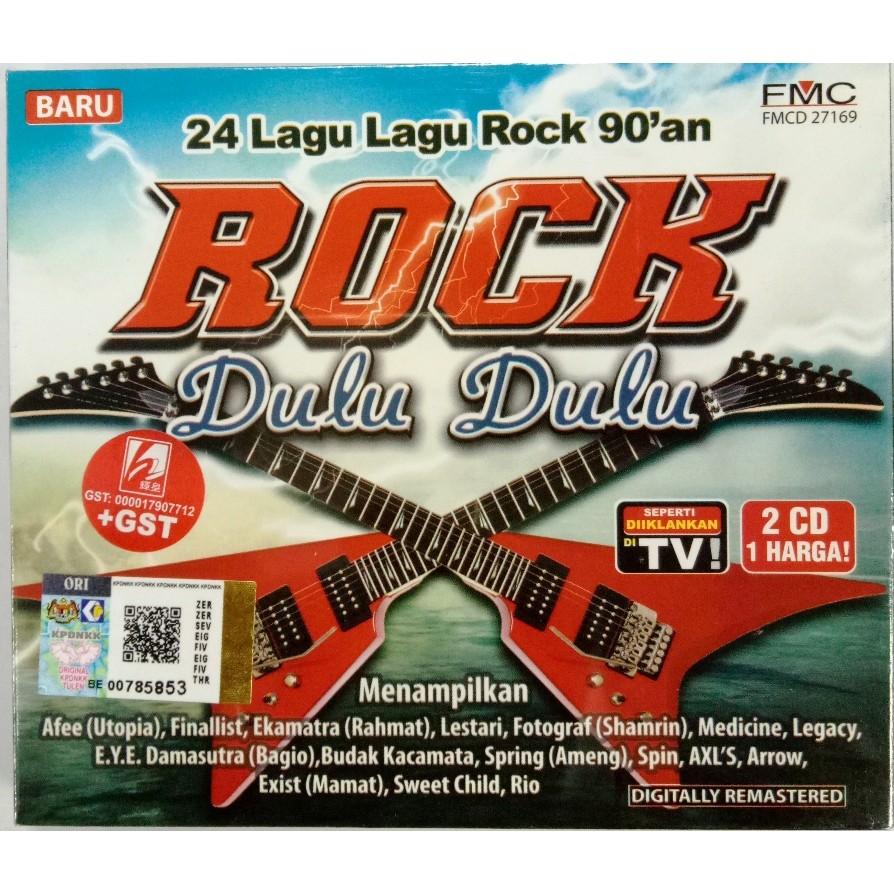 5 Kumpulan Remaja Rock Leleh Boboy Q-Face Scoin Spin Lela 2CD ... 9e551e51f7