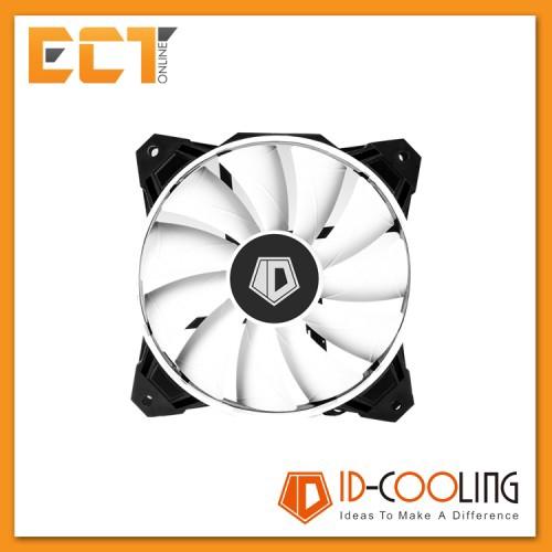 ID-Cooling WF-12025 White Blades Big Airflow Static Fan