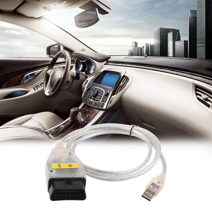Auto🔸FT232RL Chip INPA Switch K+CAN USB Interface Cable Reader Diagnostic  Cable