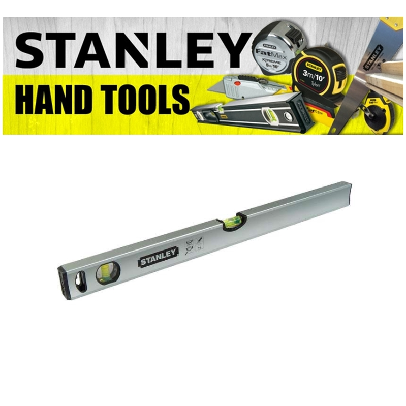 STANLEY HAND POWER TOOLS CLASSIC BOX LEVEL MAGNETIC PLUMB MEASURE TAPE (3 MONTH WARRANTY)