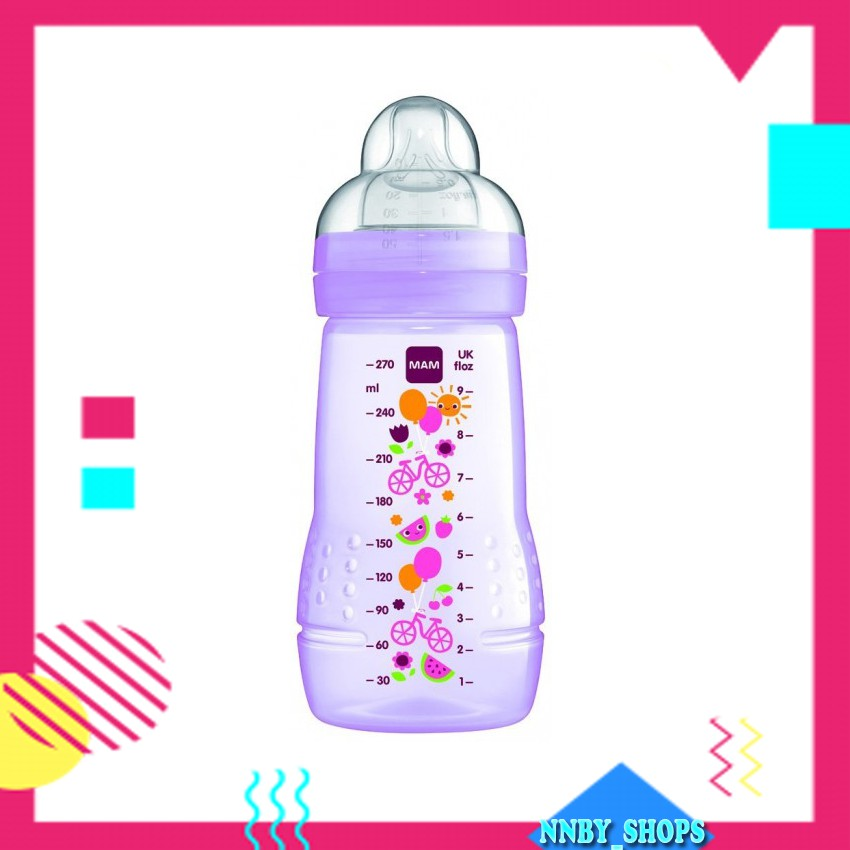 eb4046cea57a ProductImage. ProductImage. MAM EASY ACTIVE BABY BOTTLE 270ML ...