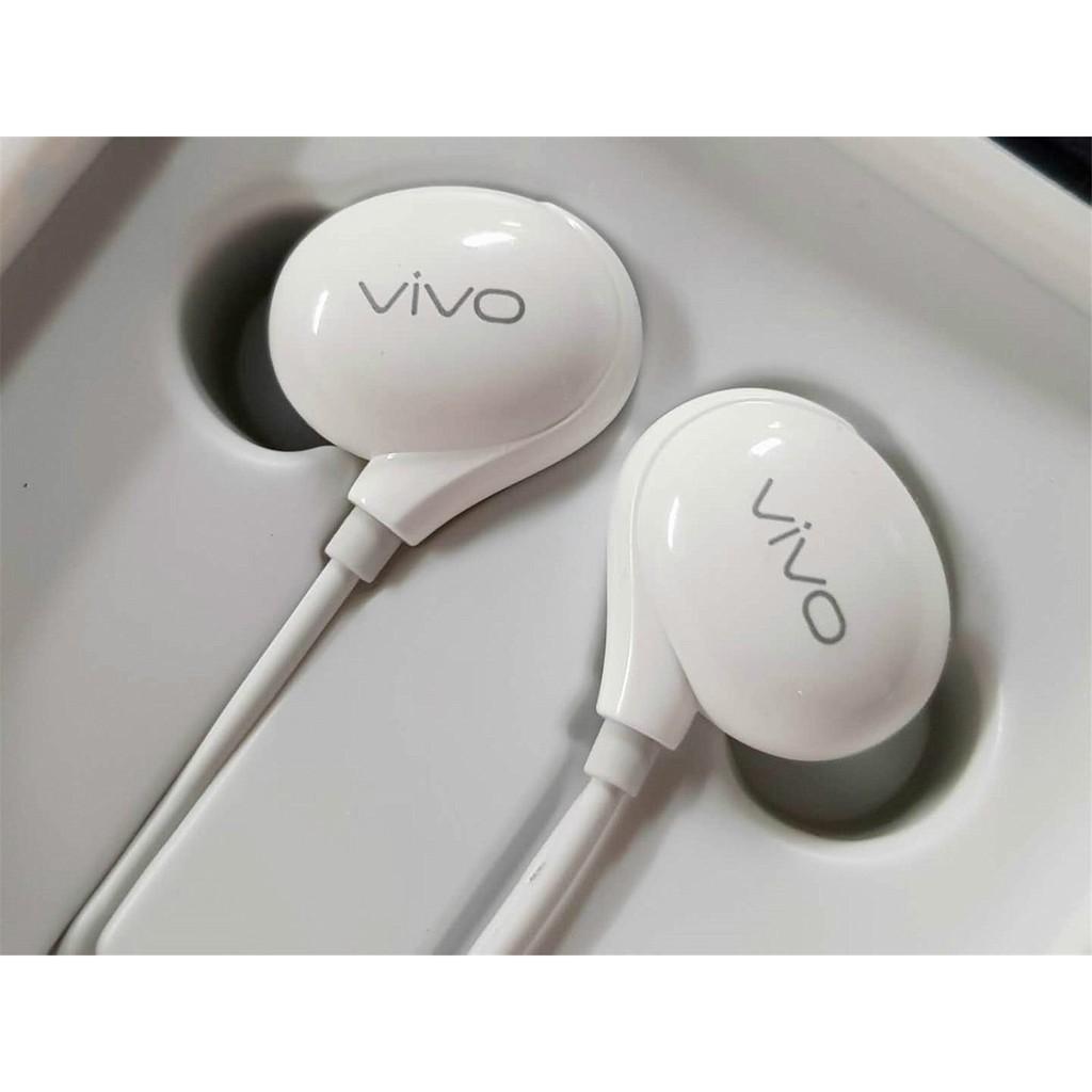 Original X21 Vivo Xe710 In Ear Earphone Headphone Earbuds Hifi Handsfree Subwoofer Shopee Malaysia