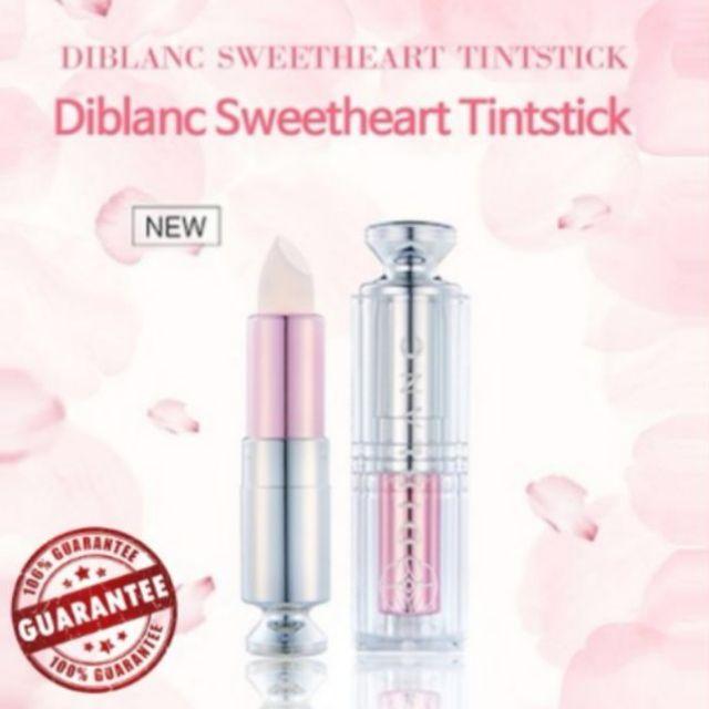 (ORIGINAL) DIBLANC SWEETHEART TINTSTICK /LIPSTICK (原版授权) 韩国甜心美唇 (MADE IN KOREA)