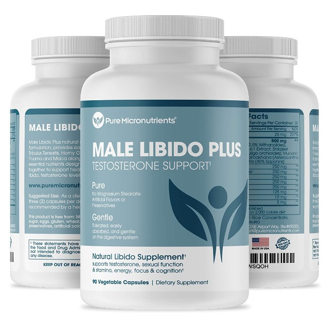 For boosters males libido natural Do Natural