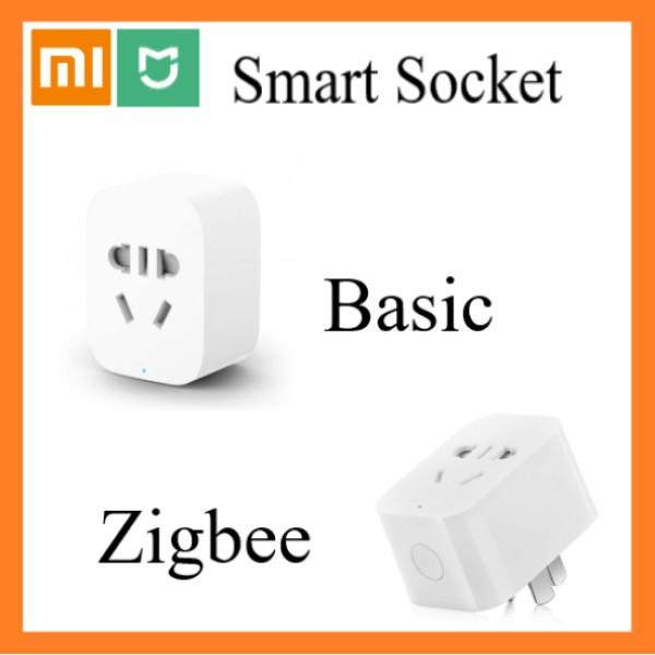 Xiaomi Mi Smart Socket Time Switch Remote Mobile WiFi Wireless - Basic /  Zigbee