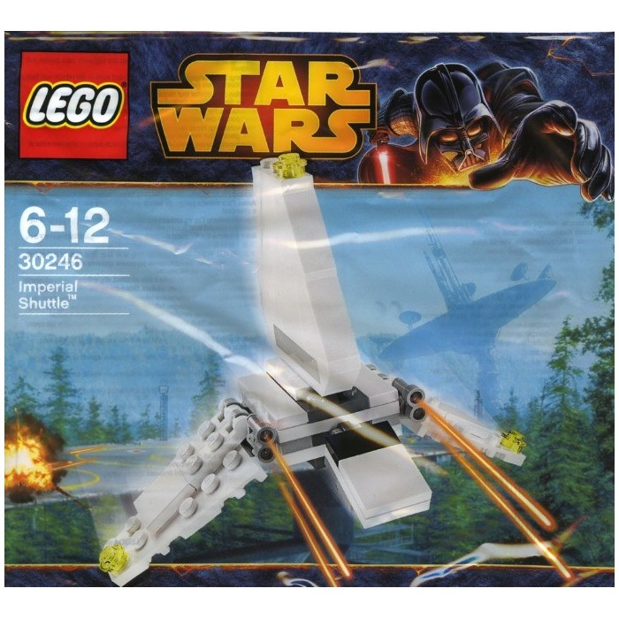 Lego Star Wars Imperial Shuttle Polybag 30246 New and Sealed