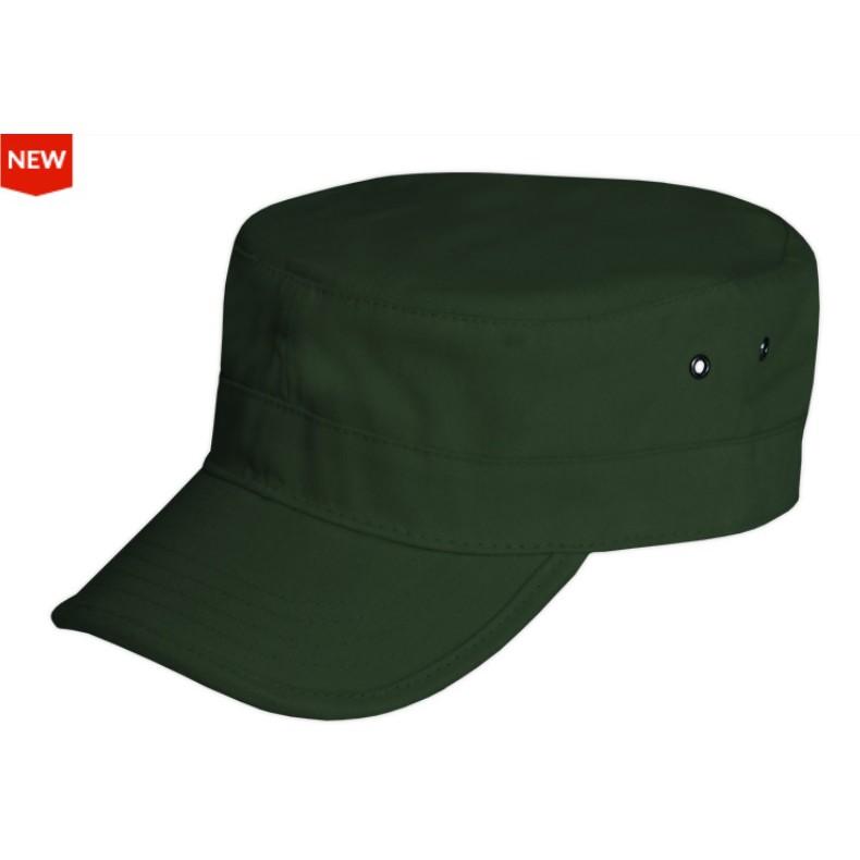 [READY STOCK] Lifestyle, Unisex 100% Washed Cotton Army Style Caps