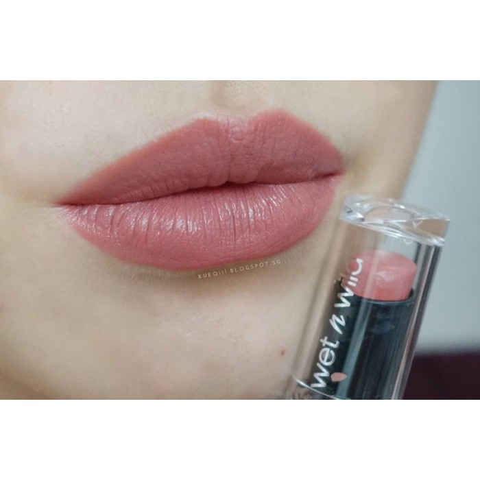 A Wet N Wild Wnw Wet And Faint Lipstick Lipstick 913 Shopee Malaysia