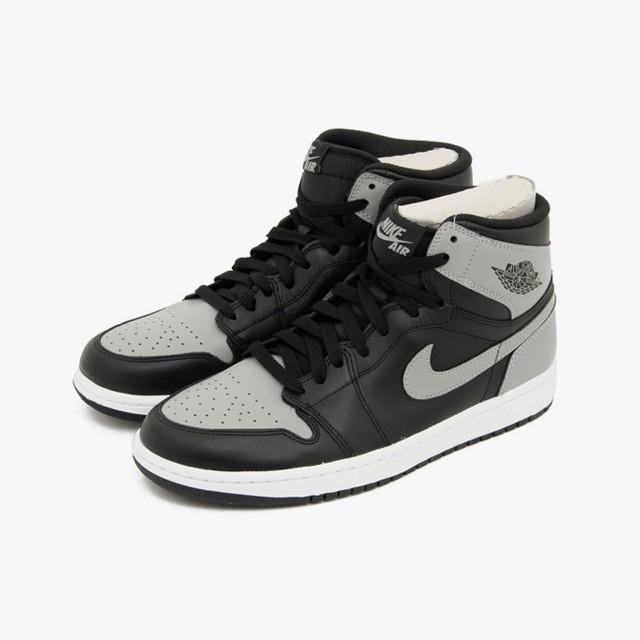68d90309a4d6 NIKE AIR jordan 1 Basketball shoes aj1 high top men sports sneakers Leather  grey