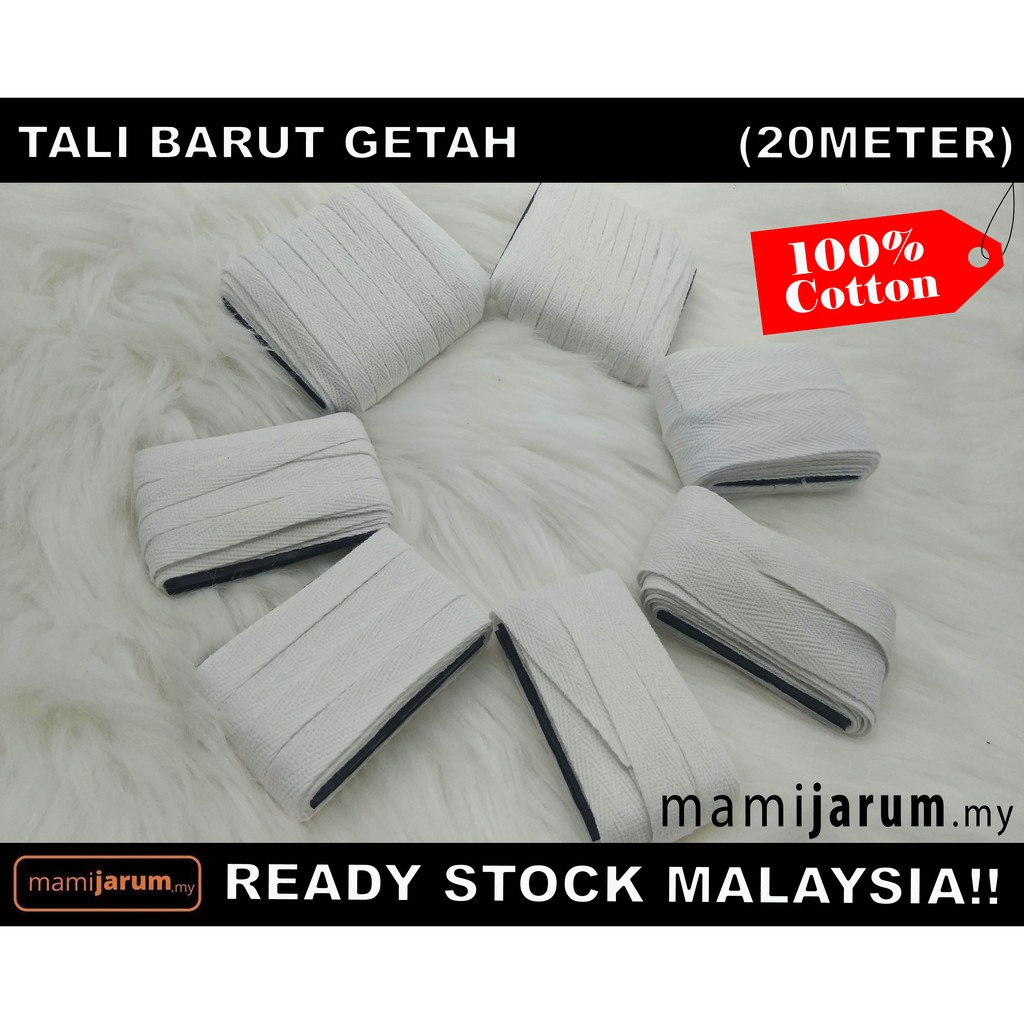 Tali Barut (6mm,8mm,10mm,12mm,15mm,20mm)