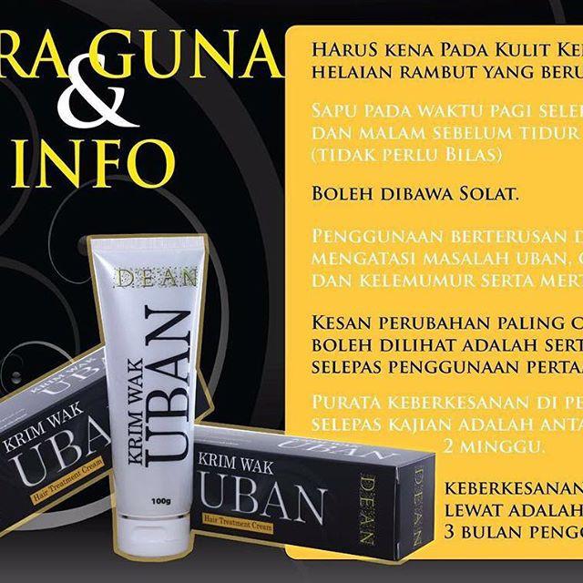 Wak Uban Original HQ Pack Baru Ready Stock