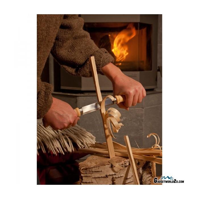 MoraKniv Wood Splitting 220 (C) Woodcarving Craft Knife 12039