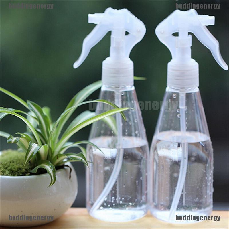 2pc Empty Trigger Water Sprayer Hand Spray Bottle Plants Garden Cleaning Flowers