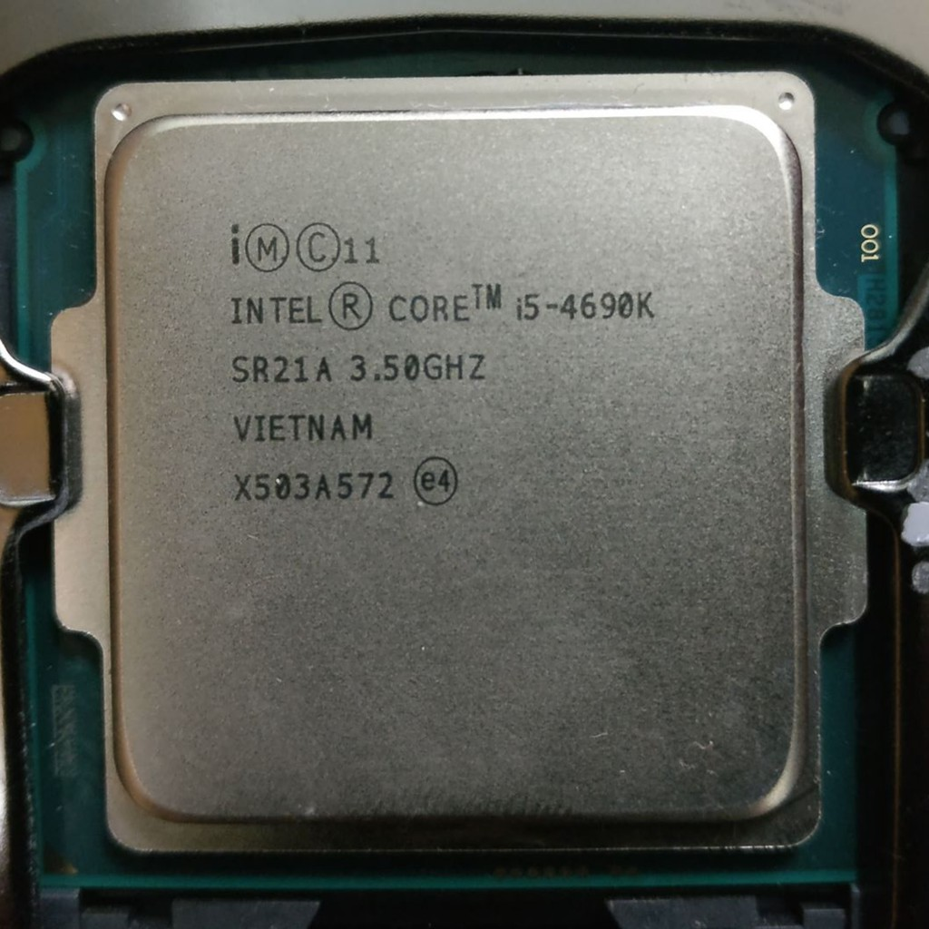 Intel Core i5 4690k + Z97M GAMING + Kingston Savage DDR3 8GB RAM