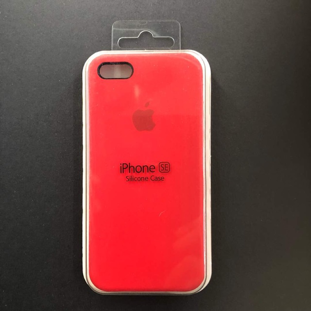 Apple Silicone Case iPhone 5 5s SE OEM