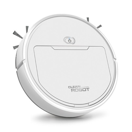 Clean Robot Smart Home Application Intelligent Rechargeable Vacuum (READY STOCK)