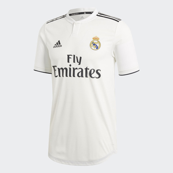 Real Madrid Men Home Season 18/19 Fans Issue Jersey