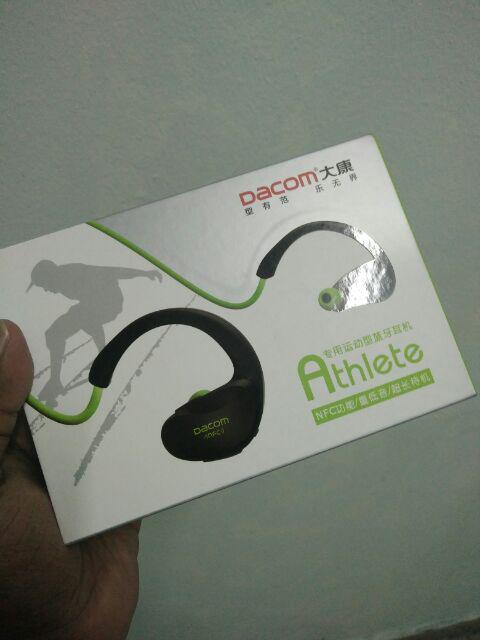 073827ef39a Dacom Athlete Bluetooth Headset Wireless Headphone Sport Stereo ...
