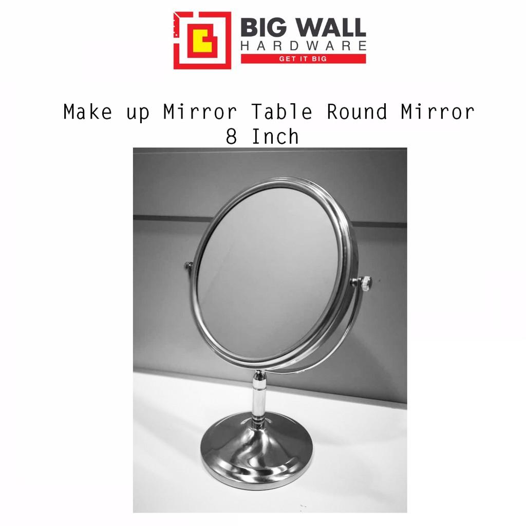 8 Inch Make up Mirror Table Round Mirror