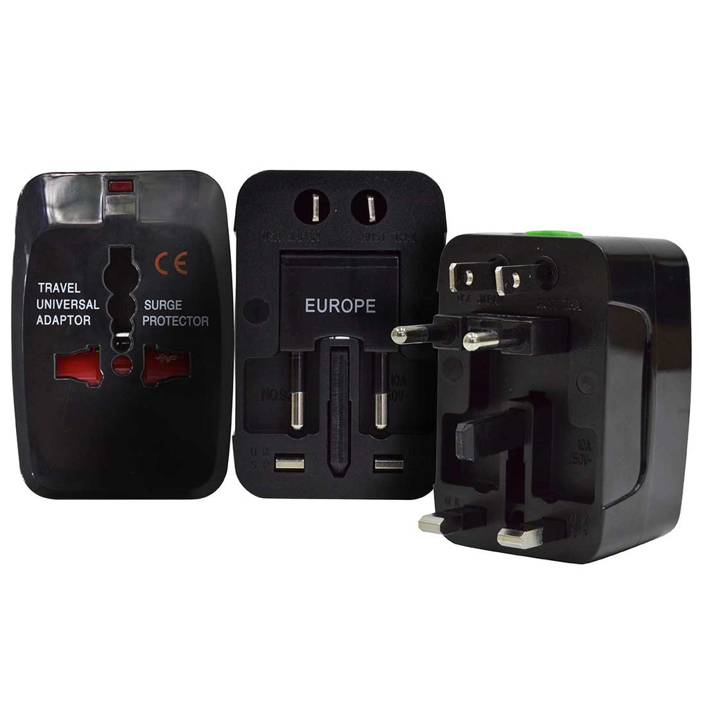 Multi Function Universal Travel Adapter