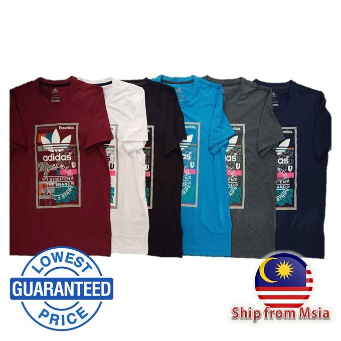 Adidas trefoil big logo original Clothes for sale in Sandakan, Sabah