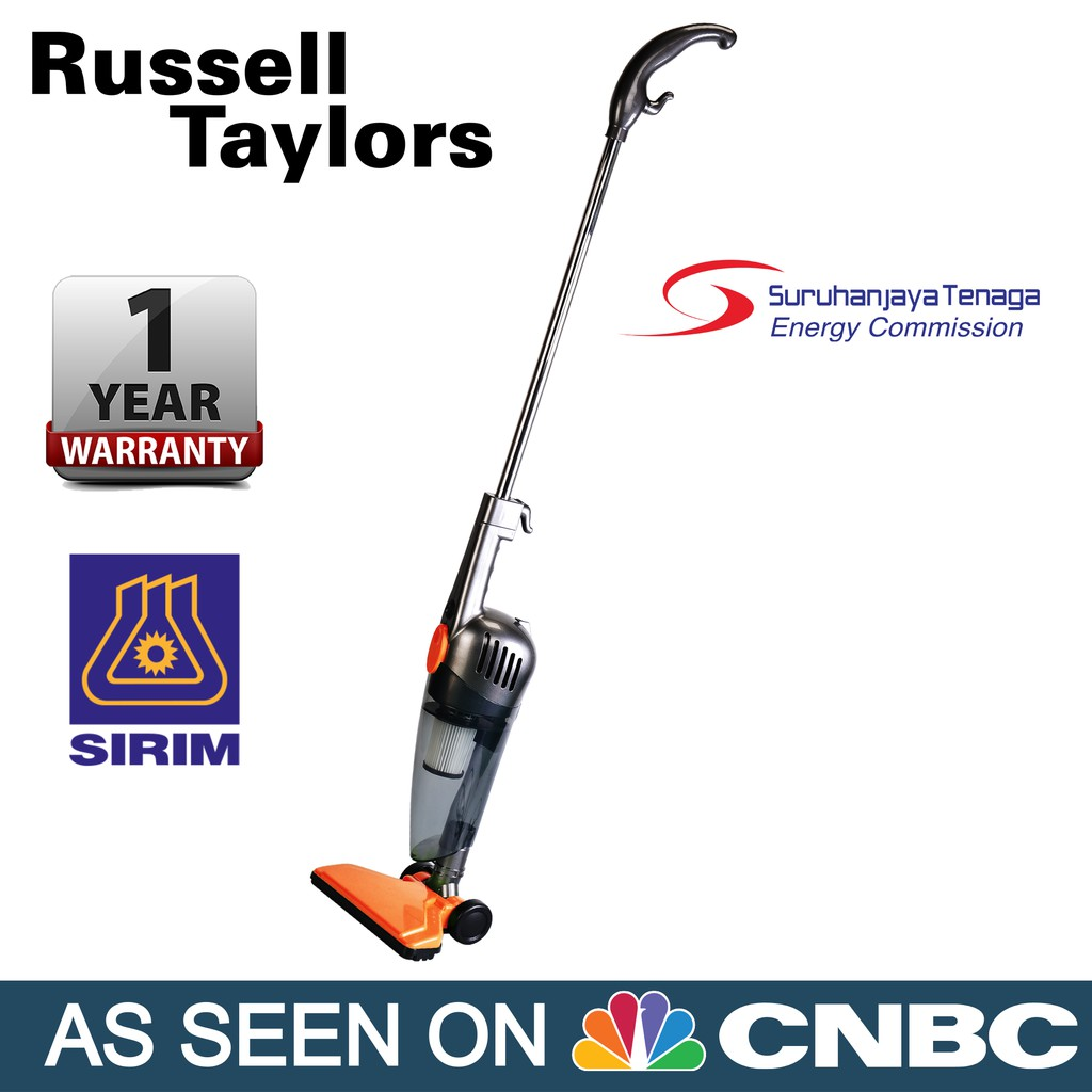 Russell Taylors Handheld Vacuum Cleaner (600W) VC-15 on