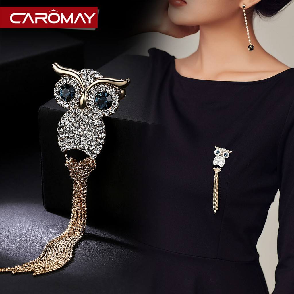 0d889d71b83 Swan V-shaped brooch women's suit collar pin shirt buckle   Shopee Malaysia