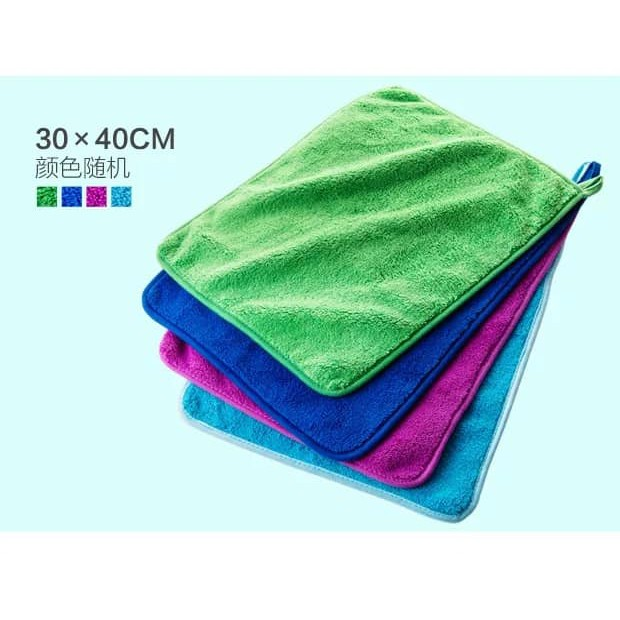 BEST SELLER!! RAG KITCHEN CLOTHS CLEAN 3PCS