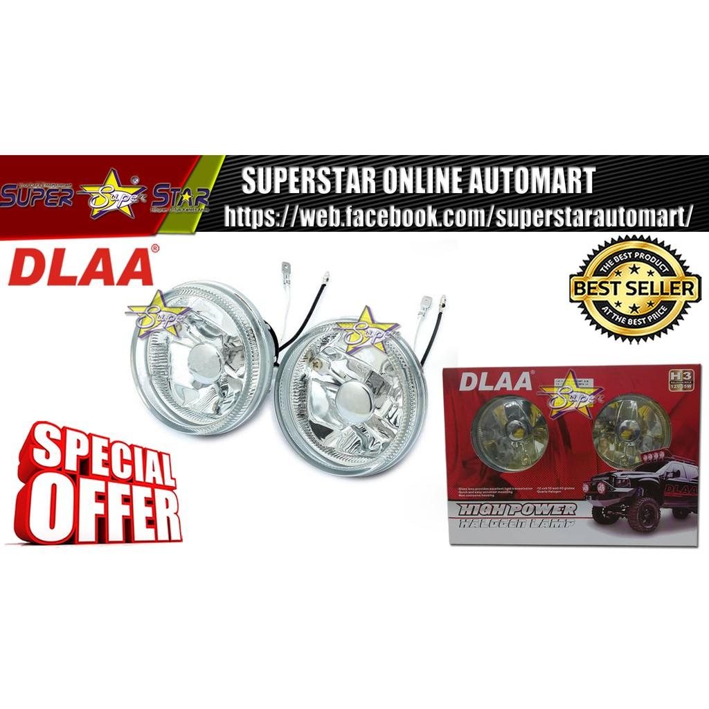 DLAA LA-2040 (3.5 FOG LAMP)(white)